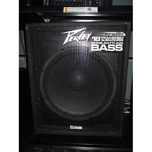 Peavey PV 1180 Powered Subwoofer