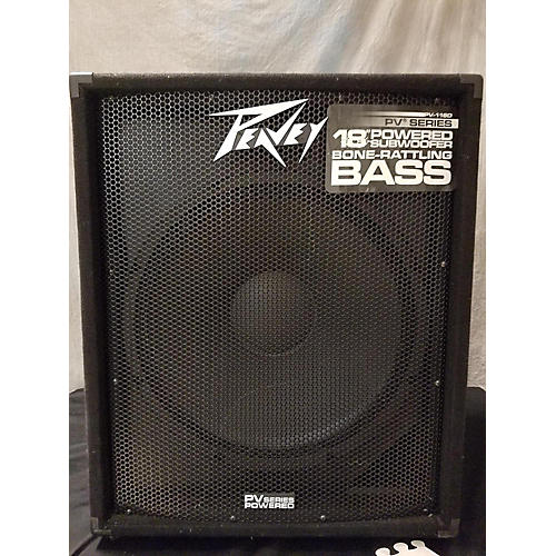 Peavey PV-118D Powered Subwoofer-thumbnail
