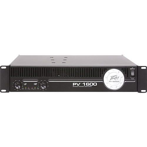 Peavey PV 1600 Bi-Pack Power Amplifier-thumbnail