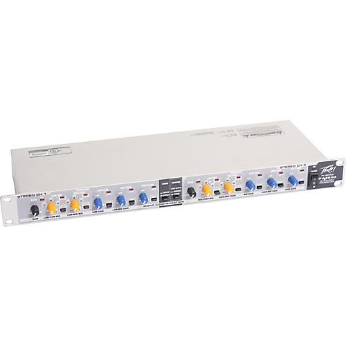 Peavey PV 350XO 2/3-Way Stereo - 4/5 Way Mono Crossover   UsedGrade1-thumbnail