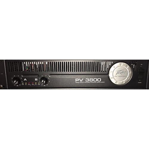 Peavey PV 3800 Power Amp