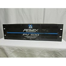 Peavey PV 500 Power Amp
