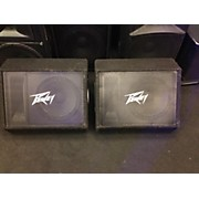 Peavey PV112 (PAIR) Unpowered Monitor