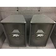 Peavey PV115 Pair Unpowered Speaker