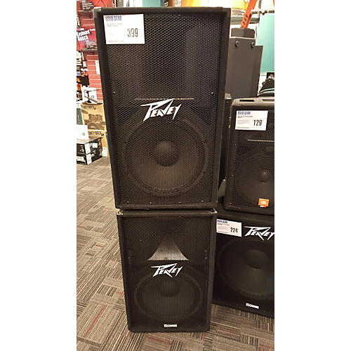 Peavey PV115D Pair Powered Speaker
