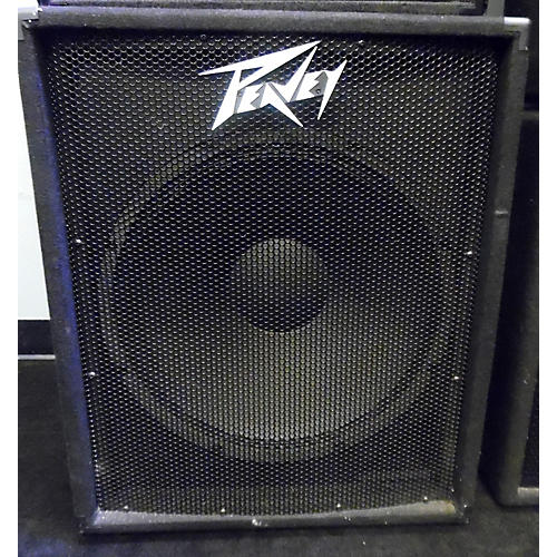 Peavey PV118 Unpowered Subwoofer-thumbnail