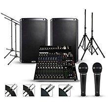 Peavey PV14AT Mixer with Alto TS2 PA Package