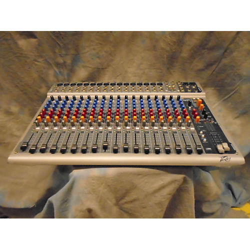 Peavey PV20 Unpowered Mixer-thumbnail