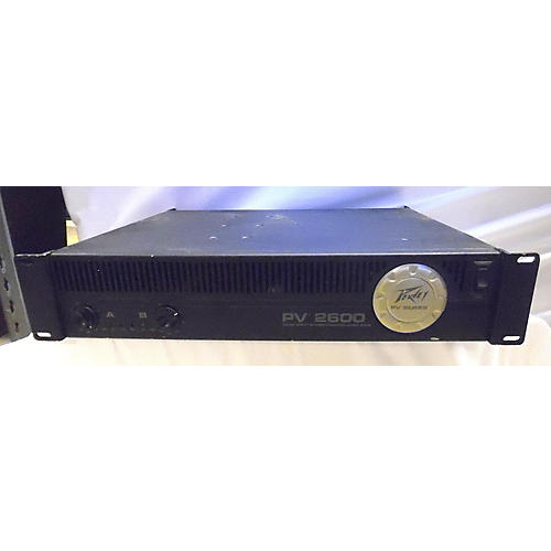 Peavey PV2600 1800W Power Amp-thumbnail