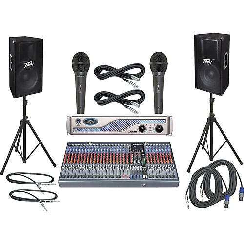Peavey PV32FX / IPR 3000 / PV115 PA Package-thumbnail