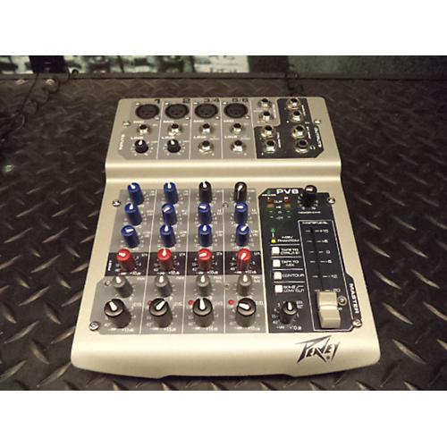 Peavey PV6 Unpowered Mixer-thumbnail