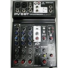 Peavey PV6BT Powered Mixer