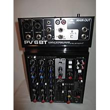Peavey PV6BT Unpowered Mixer