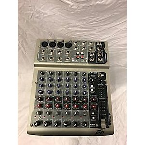 Pre-owned Peavey PV8 USB Powered Mixer by Peavey