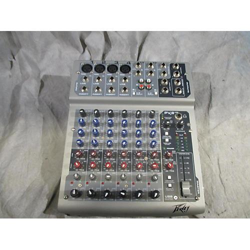 Peavey PV8USB Unpowered Mixer-thumbnail