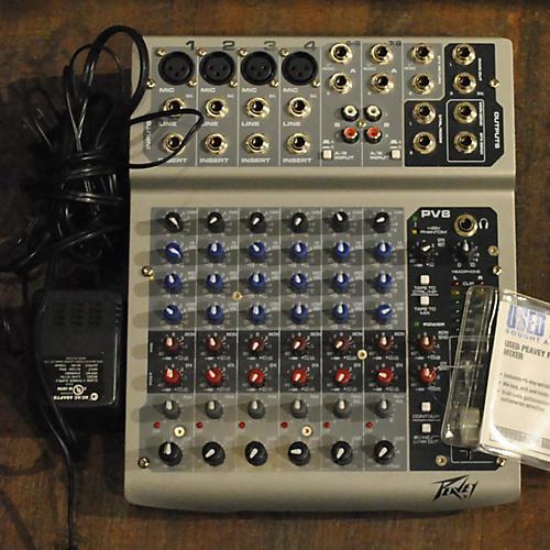 Peavey PVI 8B Powered Mixer-thumbnail
