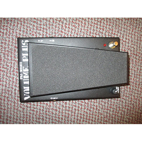 Morley PVO+ VOLUME PEDAL Sustain Pedal-thumbnail
