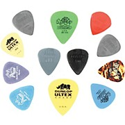 Dunlop PVP102 Med/Heavy Pick Variety (12 pack)