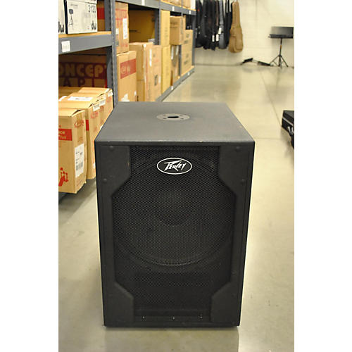 Peavey PVXp 115 Sub Powered Subwoofer-thumbnail