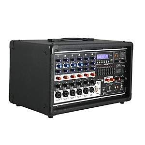 Peavey PVi 6500 6-Channel 400 Watt Powered PA Head with Bluetooth and FX by Peavey