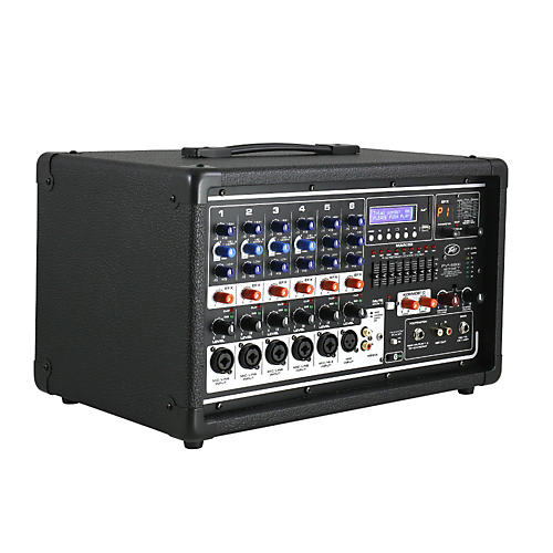 Peavey PVi 6500 6-Channel 400W Powered PA Head with Bluetooth and FX-thumbnail
