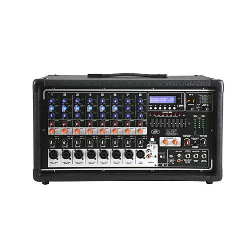 Peavey PVi 8500 8-Channel 400W Powered PA Head with Bluetooth and FX-thumbnail