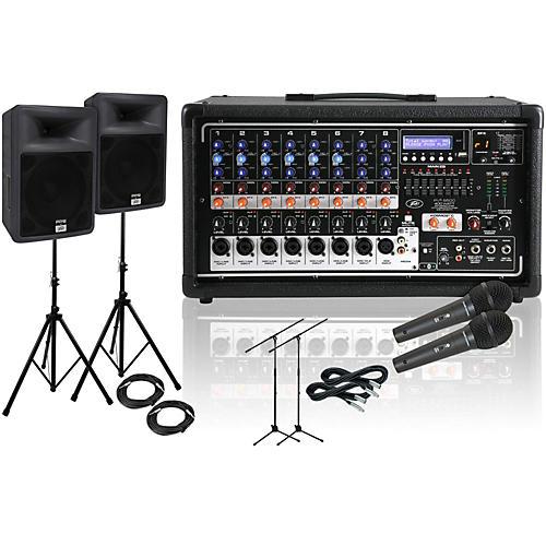 Peavey PVi 8500/PR 12 PA Package-thumbnail