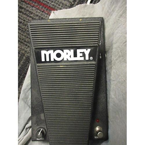 Morley PWO Power Wah Effect Pedal