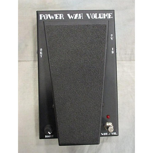 Morley PWOV Power Wah Volume Effect Pedal-thumbnail