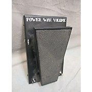 Morley PWOV Power Wah Volume Effect Pedal