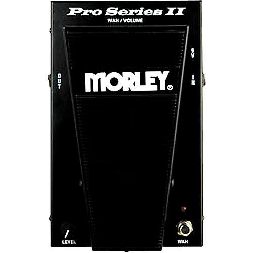 Morley PWV-II Pro Series II Wah/Volume Pedal-thumbnail