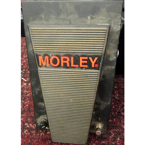 Morley PWV WAH/VOLUME Effect Pedal