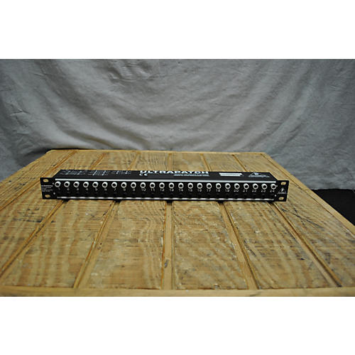 Behringer PX1000 TRS-TRS Patch Bay