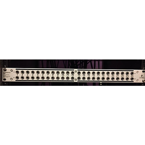 Behringer PX3000 Ultrapatch Pro Patch Bay