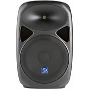 "Gem Sound PXB120USB 12"" Powered Speaker with USB/SD Media Player"