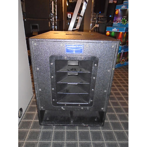 American Audio PXW15P 15IN Powered Subwoofer