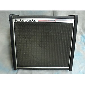 Pre-owned Rickenbacker Pa112h Bass Cabinet by Rickenbacker