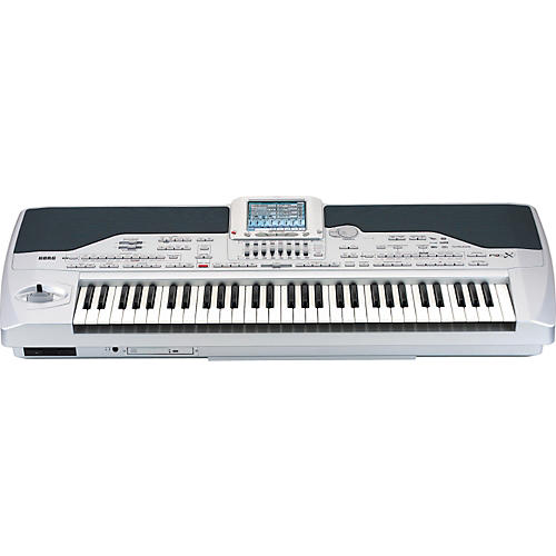 Korg Pa1X 61-Key Professional Arranger Keyboard