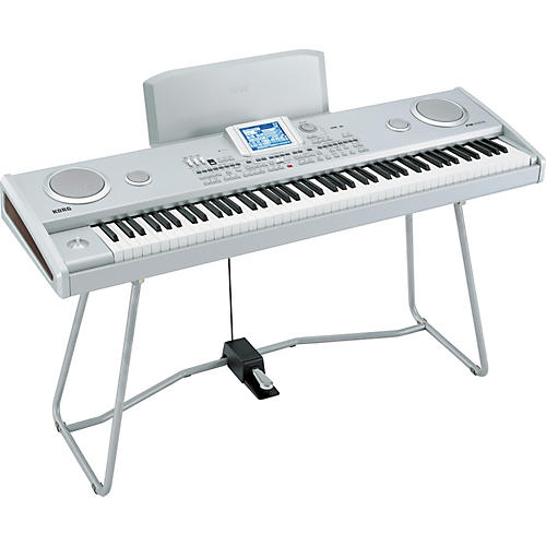Korg Pa588 Digital Piano and Arranger Keyboard