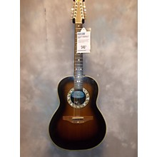 Ovation Pacemaker 1615 12 String Acoustic Guitar