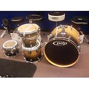 PDP Pacific Series 5 Piece Drum Set Drum Kit