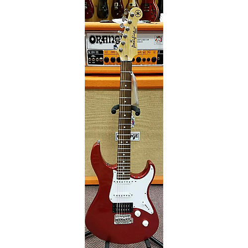 Yamaha Pacifica Deluxe Solid Body Electric Guitar-thumbnail