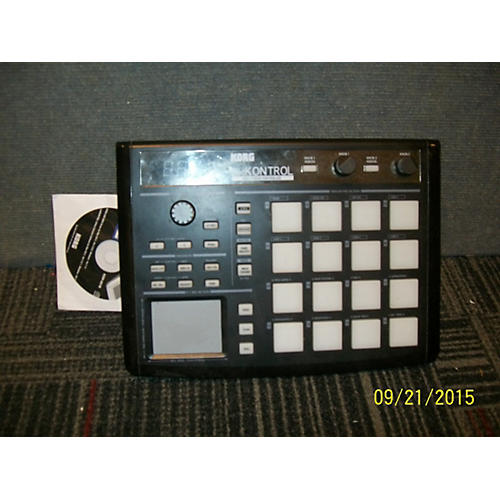 Korg Pad Kontrol MIDI Controller-thumbnail