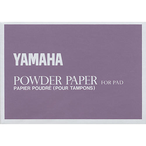 Yamaha Pad Papers  100-pack, Cleaning Papers