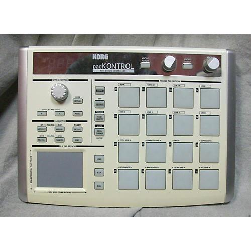 Korg PadKontrol MIDI Controller-thumbnail