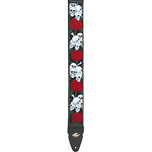 LM Products Padded Designer Nylon Guitar Strap by LM Products