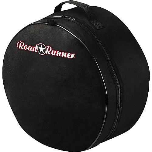Road Runner Padded Snare Drum Bag Black 14 x 4 in.