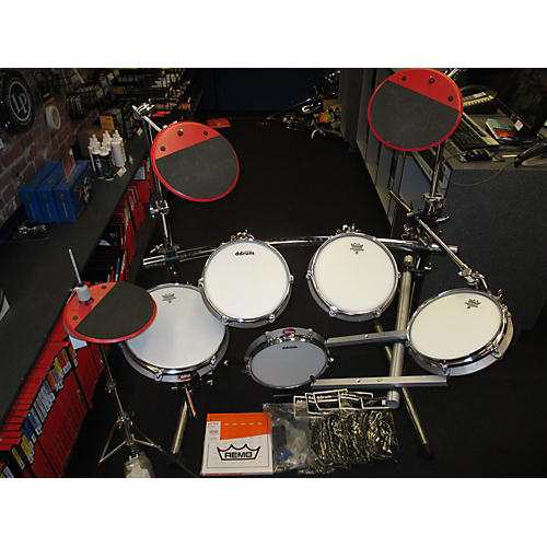 Used Ddrum Pads And Rack Electric Drum Set Guitar Center