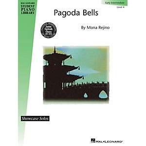 Hal Leonard Pagoda Bells Piano Library Series by Mona Rejino Level Early I... by Hal Leonard