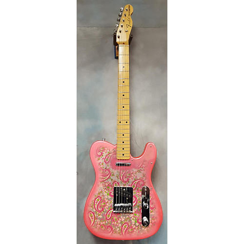 Fender Paisley Telecaster CIJ Solid Body Electric Guitar